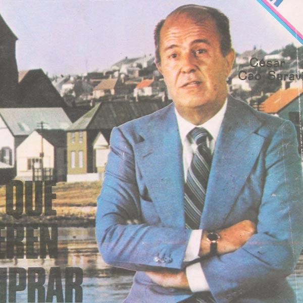 El hombre que quiso comprar las Malvinas