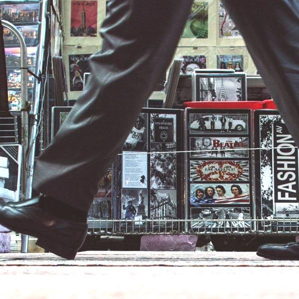 De zapatos y zapatillas