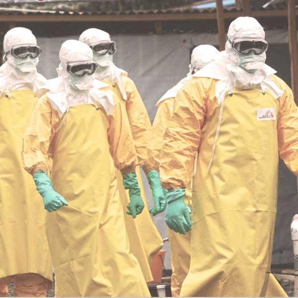 Cuento de locura del ébola
