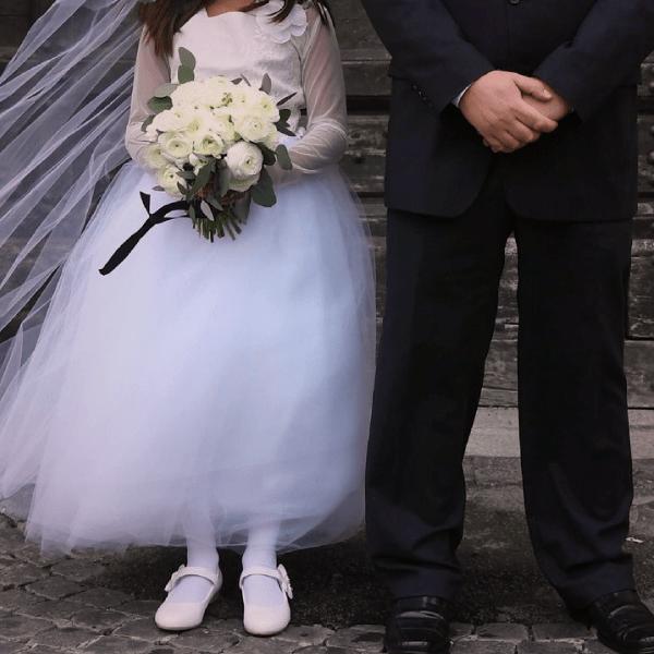 Correr el velo: casamiento infantil en Nicaragua
