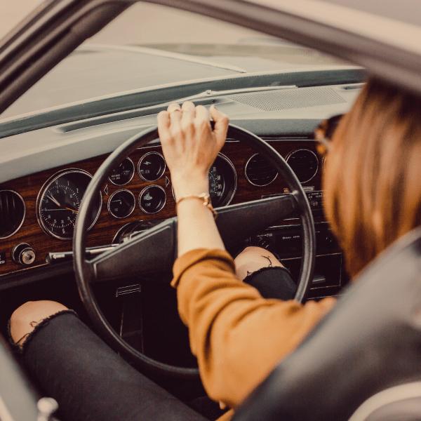 Nosotras al volante