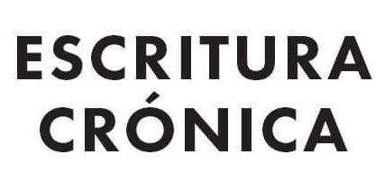 Escritura Crónica