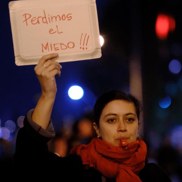 Chile lacrimógeno