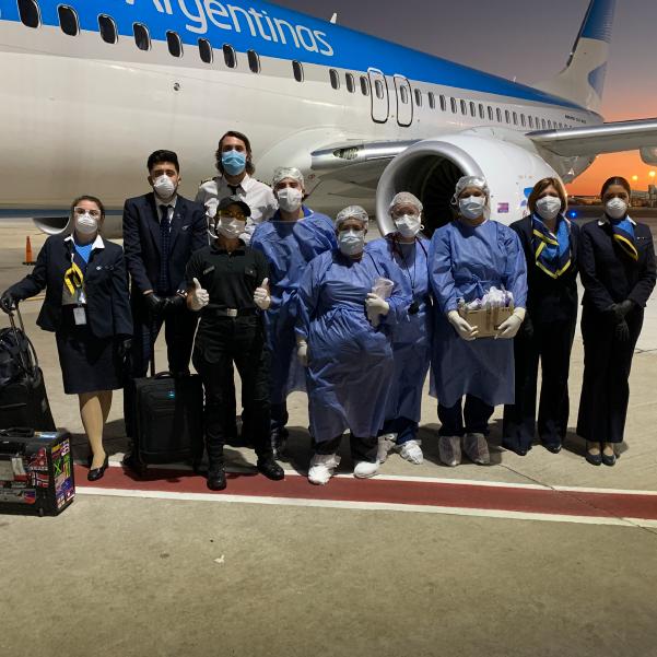 Repatriadxs: el vuelo para volver a casa