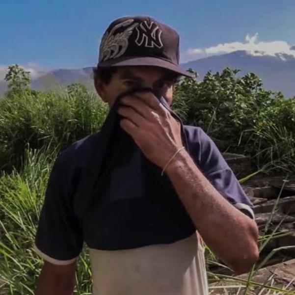 """La peste"": la mayor fosa común en Caracas"