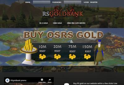 RSGold Bank