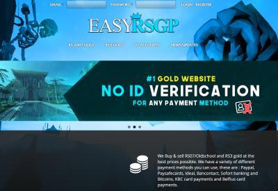 Easy RSGP Screenshot