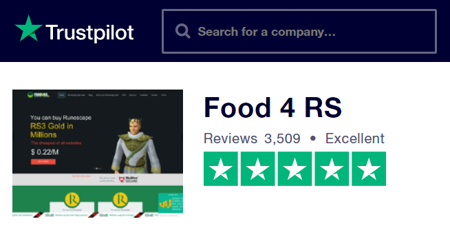 Food4rs trustpilot
