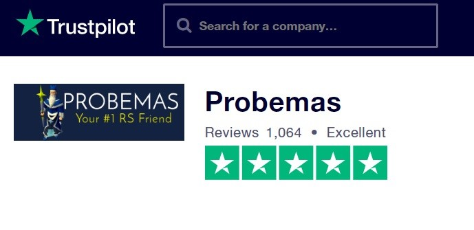 Probemas Legit Review Trustpilot