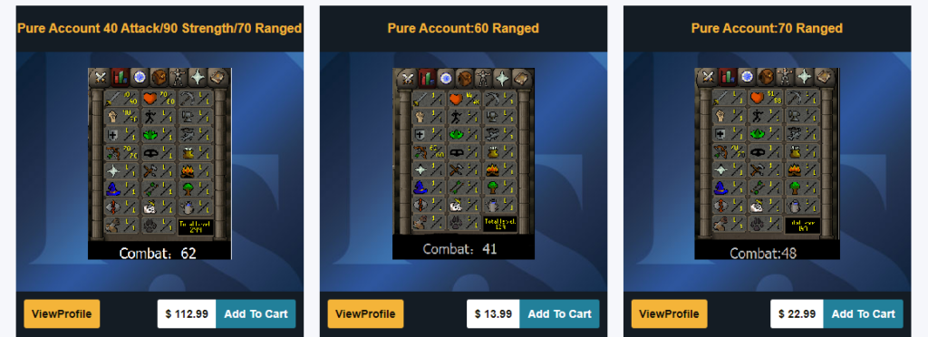 rsgold fast best for selling osrs gold