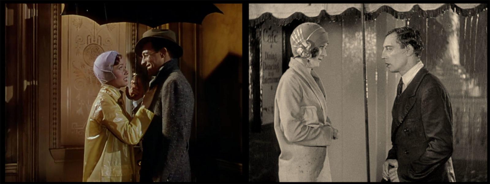 Buster Keaton Gene Kelly