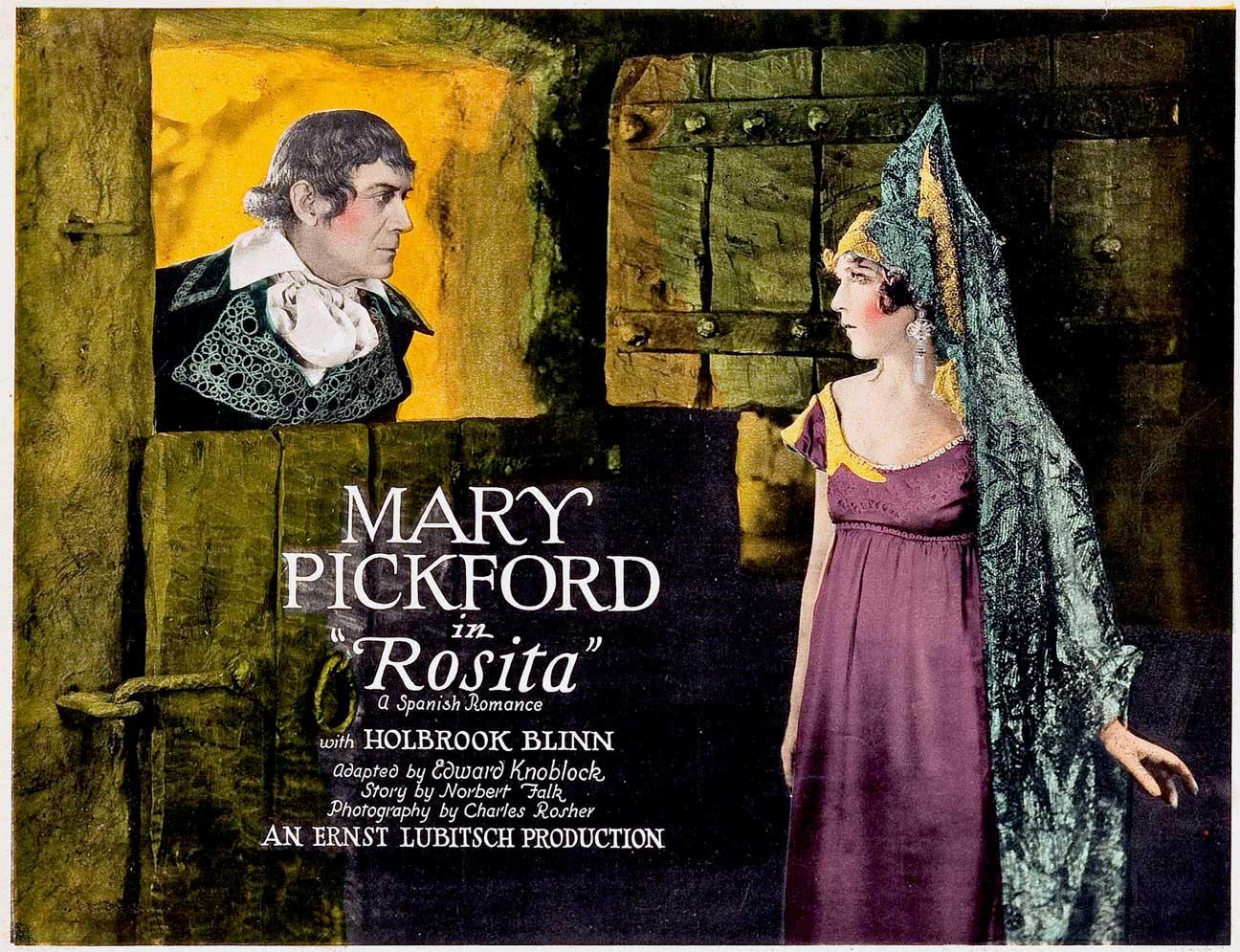 Mary Pickford Rosita