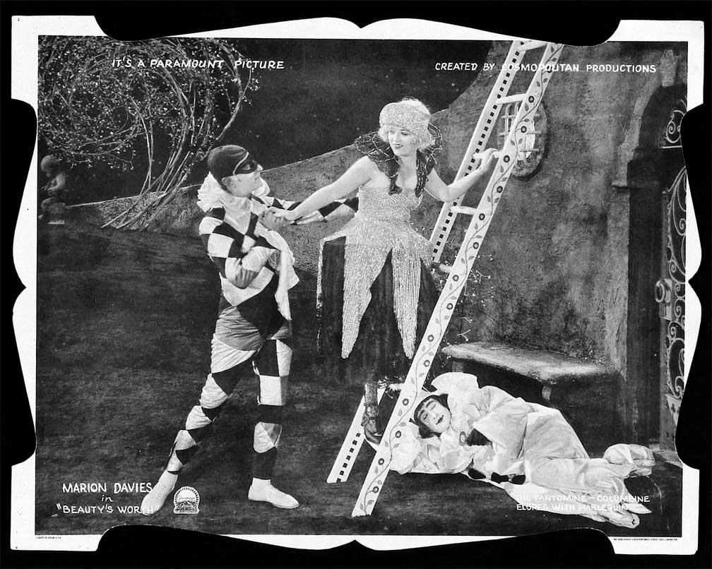 Marion Davies Beauty's Worth 1922