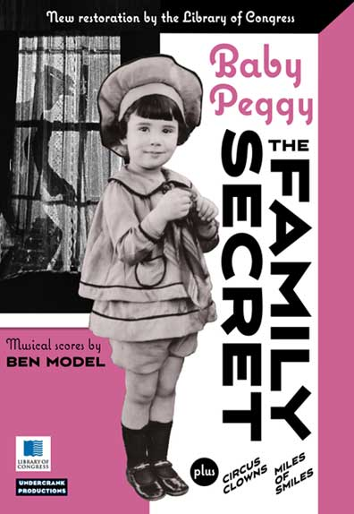 Baby Peggy Family Secret