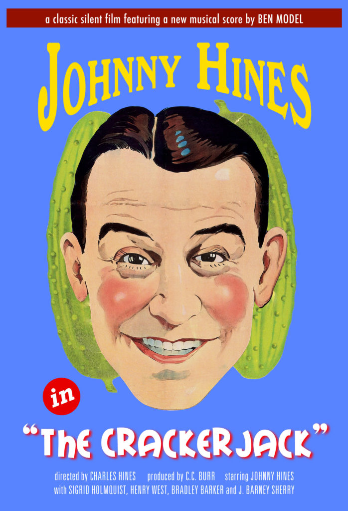 Johnny Hines Crackerjack