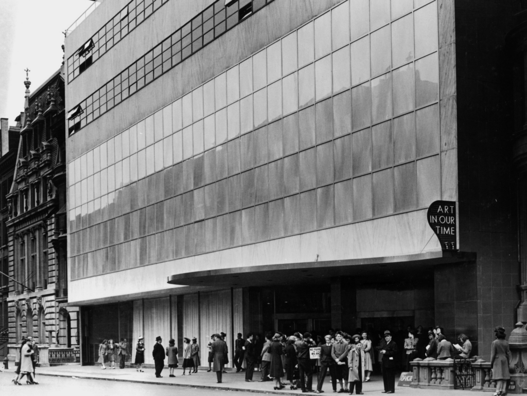 MoMA 1939