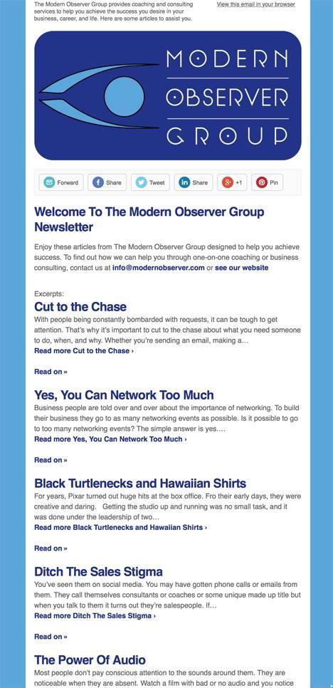 emailnewsletter