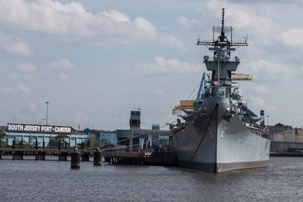 Battleship New Jersey - Burlington, NJ