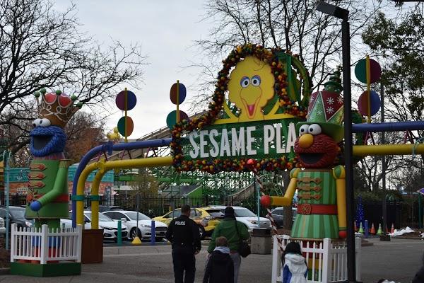 Sesame Place - Burlington, NJ