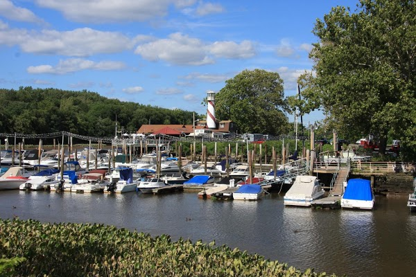 Curtin Marina - Burlington, NJ