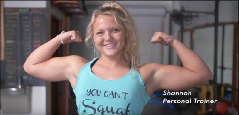 Team Member Shannon