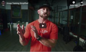 group training simplified fitness Training