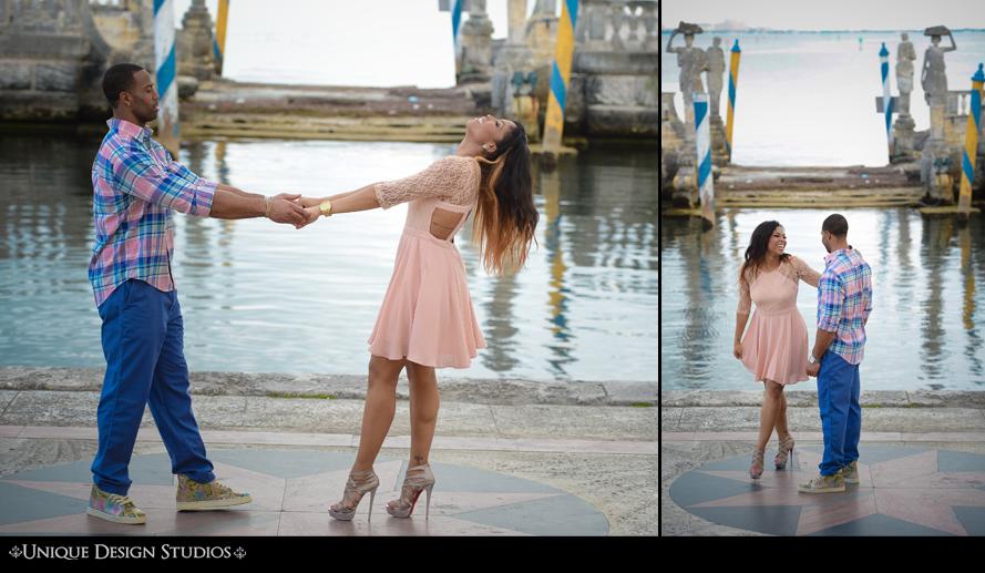 Miami Engagement Photographers-Unique-engaged-engagement pictures-vizcaya-uds-martha ramirez-photography 14
