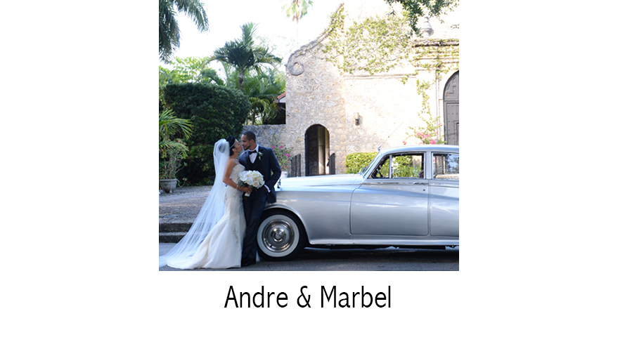 Andre & Marbel | Wedding Photographer | Colonnade Hotel | Coral Gables, FL