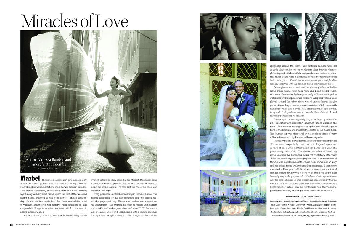 Miracles of Love | Enchanted Brides