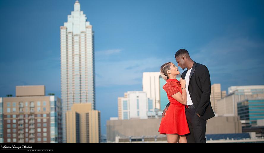 Atlanta Photographers-Miami-Engagement Photographers - Miami Engagement Photography - Engaged - Engagement - Unique - Unique Design Studios - UDS Photo - South Florida - Miami - NFL- Atlanta-6