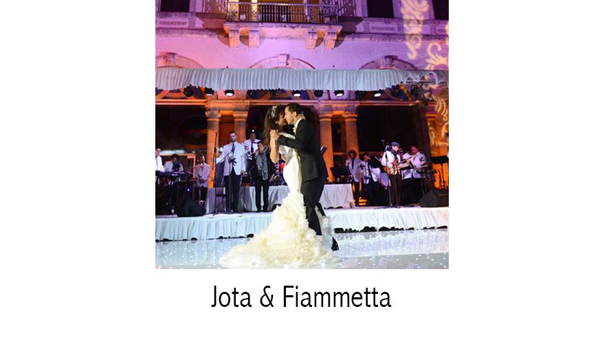 Jota & Fiammetta | Wedding Photographer | Vizcaya Museum | Coral Gables, FL