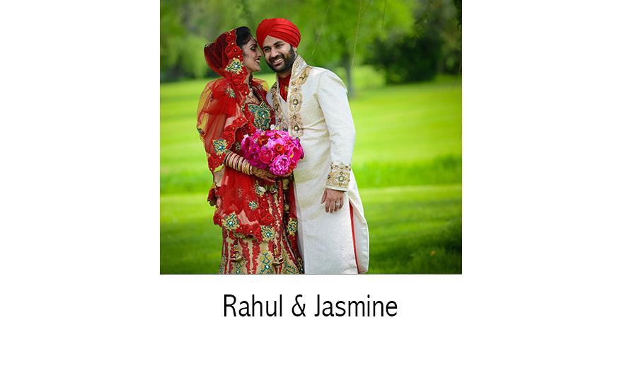 Rahul & Jasmine | Wedding Photographer | Destination Photography | Milwaukee, WI