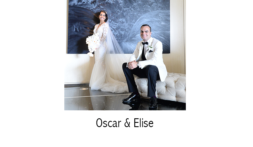 Oscar & Elise | Wedding Photographer | St. Regis Bal Harbour | Bal Harbour, FL