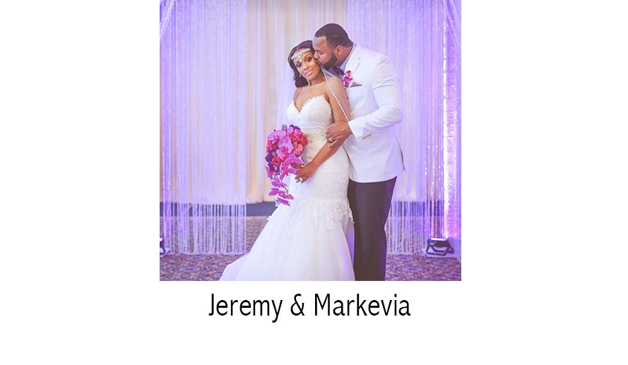 Mr. & Mrs. Jeremy Mincey | NFL Wedding Photographer | Destination Wedding Photography | Orlando, FL