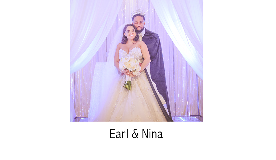 Mr. & Mrs. Earl Thomas | NFL Wedding Photographer | Destination Wedding | Houston, TX