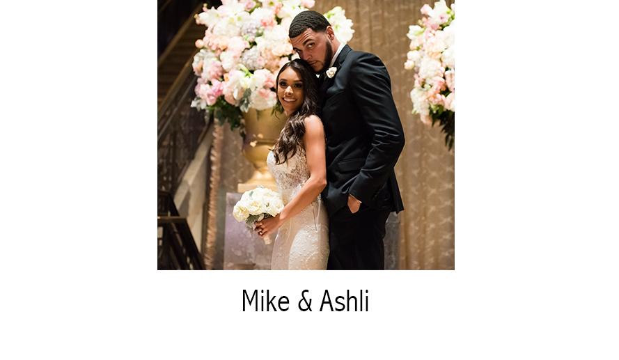 Mr. & Mrs. Mike Evans | NFL Wedding Photographer | Destination Wedding Photography | Houston, TX