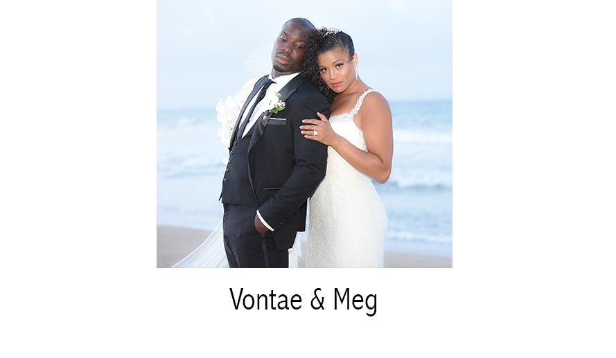 Mr. & Mrs. Vontae Davis | NFL Wedding Photographer | Destination Wedding Photography | San Juan, PR
