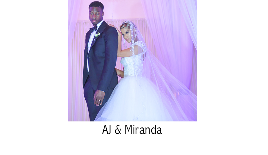 AJ Green & Miranda Brooke | NFL Wedding Photographer  | Atlanta, GA