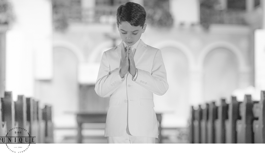Communion Photography | Miami Communion Photographer