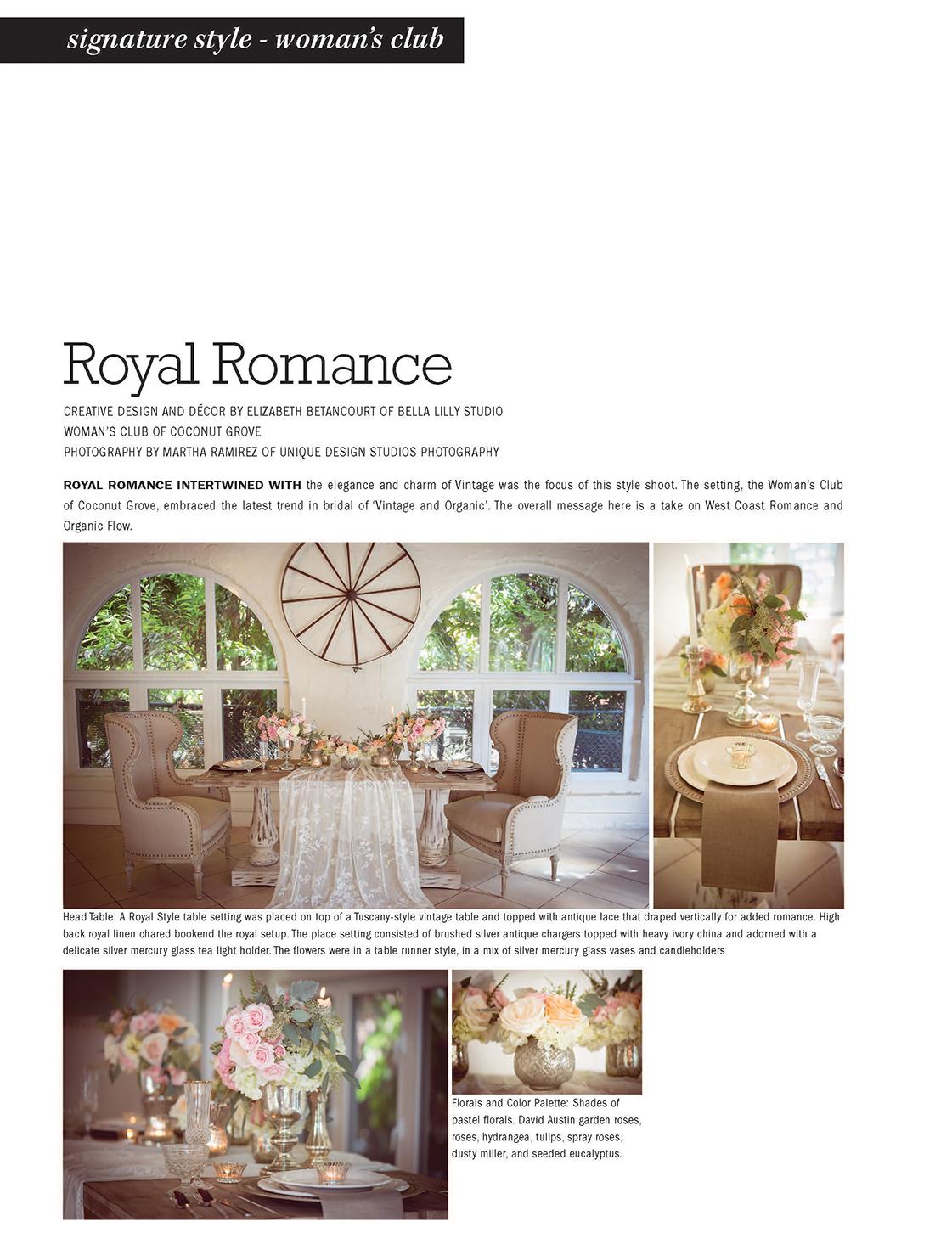 Royal Romance   ENCHANTED BRIDES