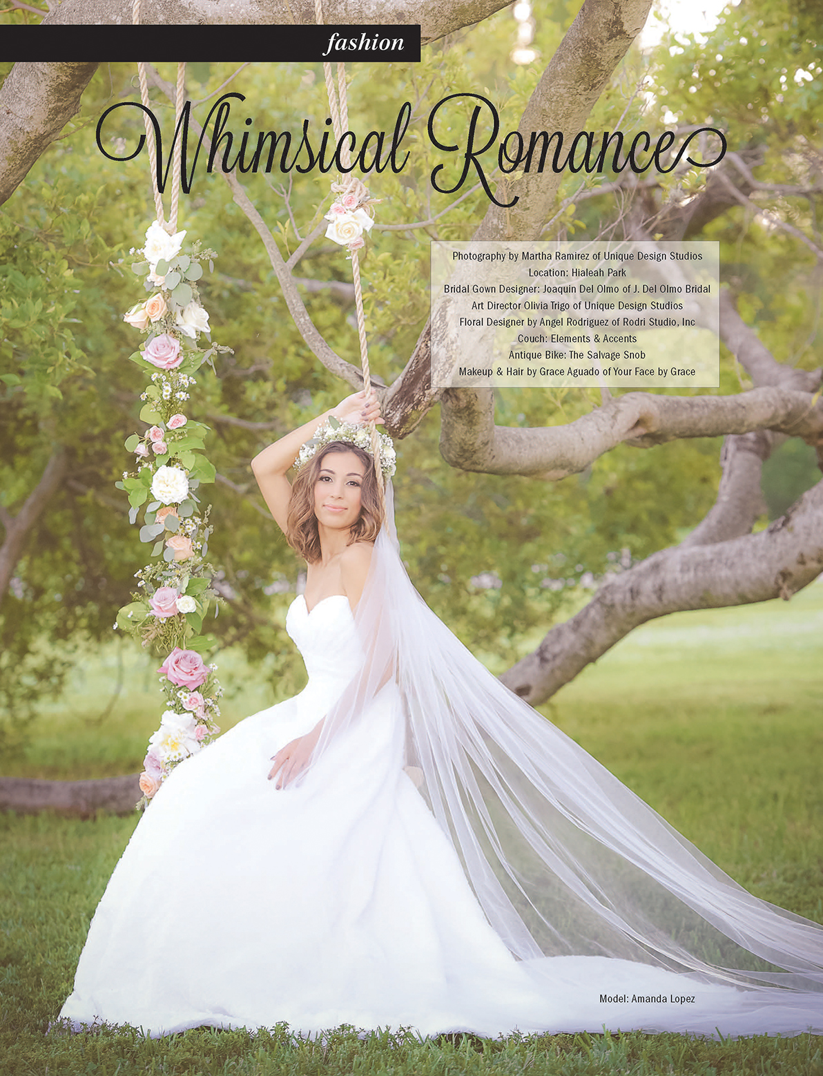 Whimsical Romance | ENCHANTED BRIDES