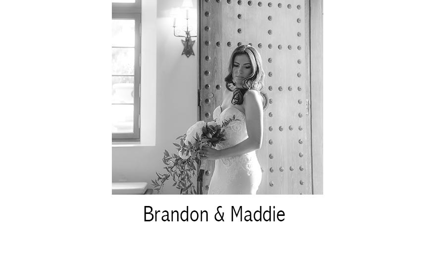 Brandon & Maddie | Wedding Photographer | The Bath Club
