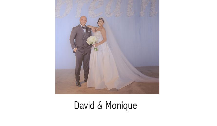 David & Monique | Wedding Photographer |  1Hotel | Miami Beach, FL