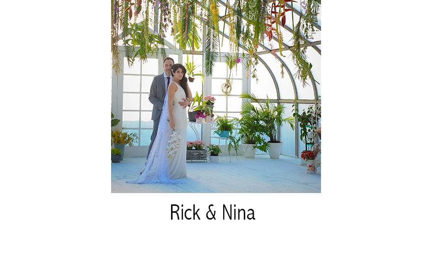 Rick & Nina | Wedding Photographer | Little River Studios | Magic City, FL
