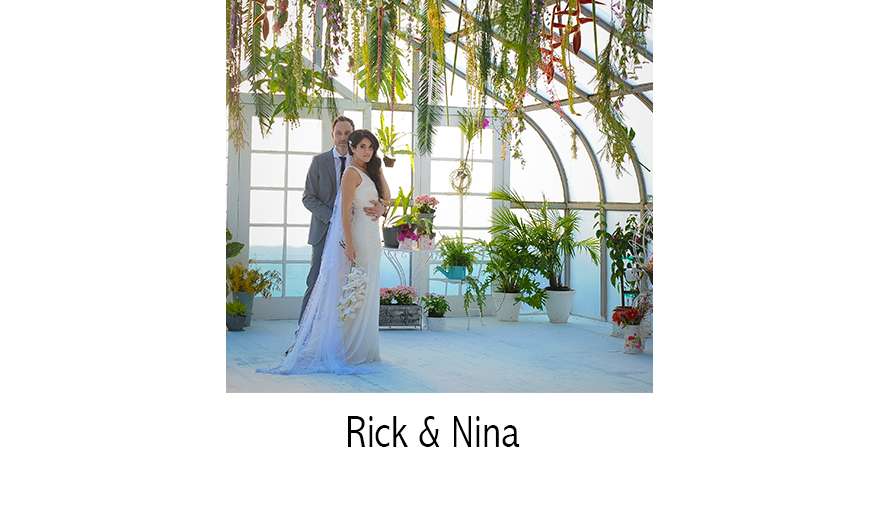 Rick & Nina   Wedding Photographer   Little River Studios   Magic City, FL
