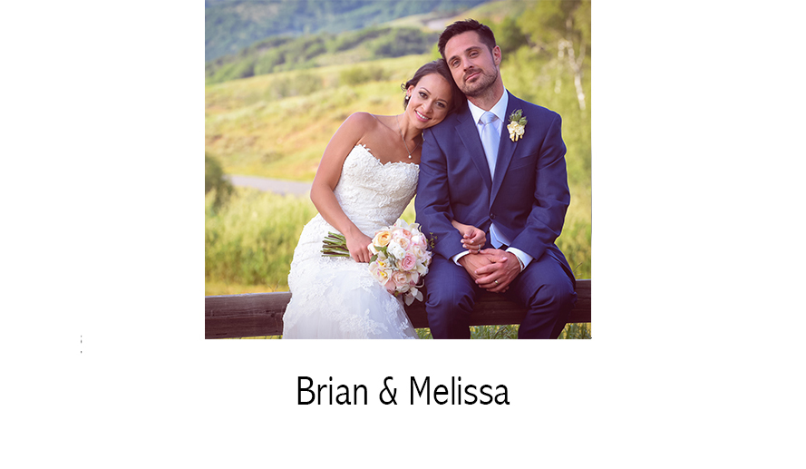 Brian & Melissa   Destination Wedding Photography   Steamboat Springs, CO