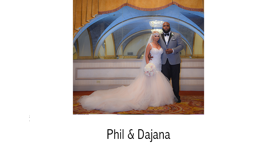 Mr. & Mrs. Phil Wheeler |  NFL Wedding Photographer | Destination Wedding Photography | Cleveland, OH