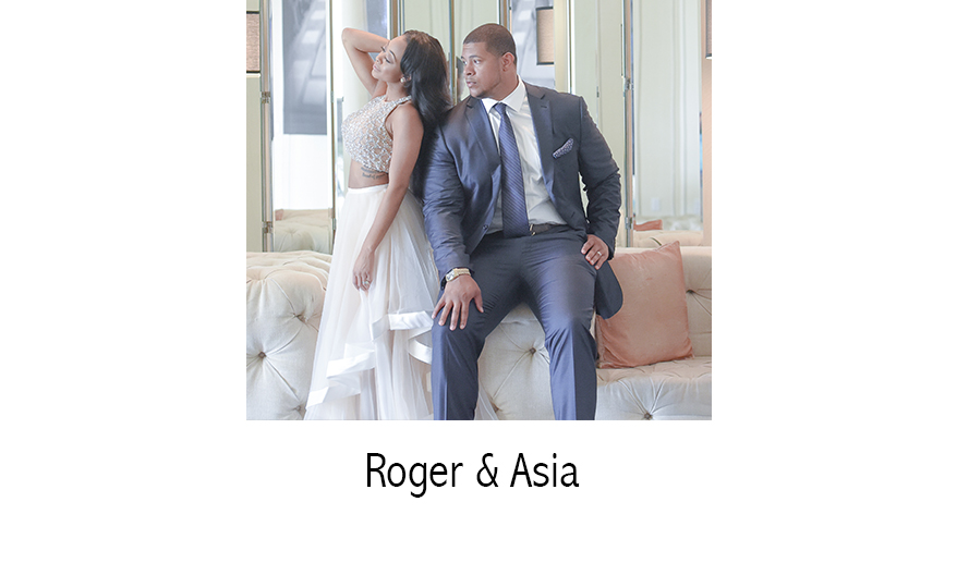 Mr. & Mrs. Roger Saffold | NFL Wedding Photographer | St. Regis Bal Harbour