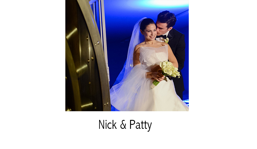 Nick & Patty | Wedding Photographer | Alfred Dupont Building | Miami, FL