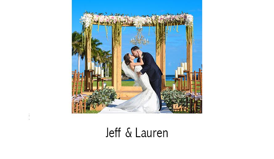 Jeff & Lauren | Wedding Photographer | The Deering Estates | Miami, FL